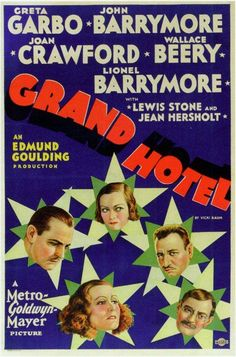 Gran Hotel (1932) DVD | clasicofilm