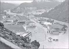 Port Elizabeth of Yore: The Great Flood of September 1968 - The Casual Observer Port Elizabeth South Africa, Old Port, Weather Conditions, Paris Skyline, Cape, Om, September, Swimming, Wallpapers