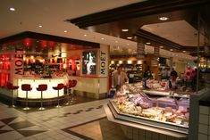 Don't miss to visit the gourmet department at the KaDeWe (Kaufhaus des Westens), the largest department store in Continental Europe: http://www.kadewe.de/en/home_english/ More information on #Berlin: visitBerlin.com