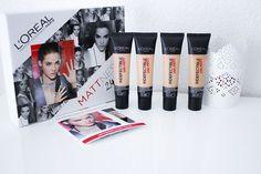 L'Oréal Paris - INDEFECTIBLE MATT MAKE-UP