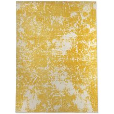 Wrought Studio Blaine Yellow Area Rug Rug Size: Rectangle x Machine Washable Rugs, Low Pile Carpet, Kilim Runner, Floor Art, Yellow Area Rugs, Hallway Decorating, Woven Rug, Colorful Rugs, Rug Size