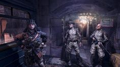 Deep Silver has released a new trailer for Metro: Last Light, titled Redemption, which features the Spartan Order of Rangers' top sniper, Anna, discussing the game's main protagonist Artyom. Metro Last Light, Rangers Top, Punk Genres, Metro 2033, Wolfenstein, Video Game News, Video Games, First Person Shooter, Armor Concept