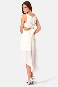 Little White Dress | How Eventful Events
