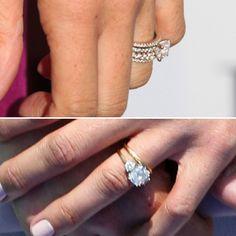 Megan Markle Engagement Ring, Meghan Markle Wedding Ring, Meghan Markle Ring, Royal Engagement Rings, Trilogy Engagement Ring, Wedding Rings, Family Engagement, Royal Jewelry, Diamond Cuts