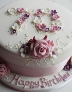 Birthday Cake Ideas For 70 Year Old Lady BirthdayCakes Ift