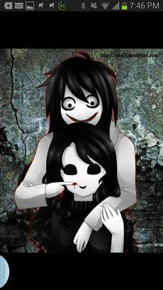 Creepypasta<3 by rubyrebals on Pinterest | Jeff The Killer, Creepy ...
