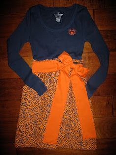 Gameday Long Sleeve Dress #DIY #Sewing #Sew #Clothes #Dresses