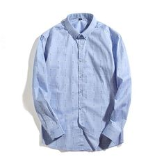 c97058a228f81 Buy New Fashion Men s Long Sleeve Shirt Casual Slim Fit dress Shirts at  lowest prices on