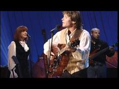 John Denver - Back Home Again (with lyrics)
