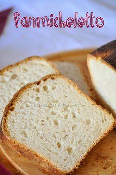 Il castello di Patti Patti: Pane per tramezzini ovvero il Panmicheletto - Sweet and soft sandwich bread