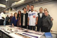 Interior Design Alumni Collaborate with Dodgers & Union Rescue Mission to Design Downtown Learning Center