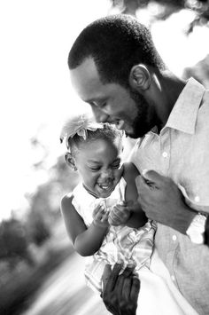 A father's love is immeasurable Black Dad, Black Fathers, Fathers Love, Black Love, Happy Fathers Day, Black Is Beautiful, Dad N Me, Mom And Dad, Daddy Daughter