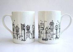 ¿Te gustan los rotuladores cerámicos? Si es así, no puedes perderte todas estas ideas para decorar cerámica con rotuladores que te traemos hoy.