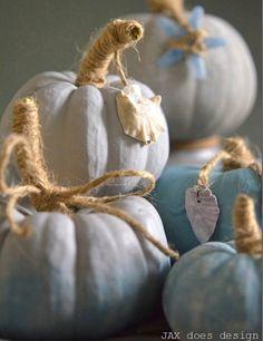 Blue Beach Pumpkins