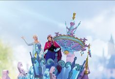 It's the place where dreams really do come true. Celebrate the 25th anniversary of Disneyland® Paris with us and experience the magic for yourself. Join your favourite stars for some very special Disney Parades #Disney #Disneyland #Paris #Frozen #DreamsComeTrue #25Anniversary #FamilyHoliday