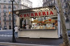 churreria barcelona - Google Search
