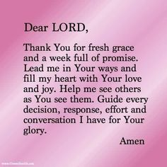 Good morning Lord! Thank you my LRBS and for the lovely prayer too. God bless. Ly
