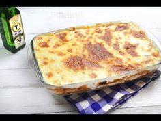 Sustituyan la pasta por pan de molde y consigan una lasaña en 20 minutos   SFG