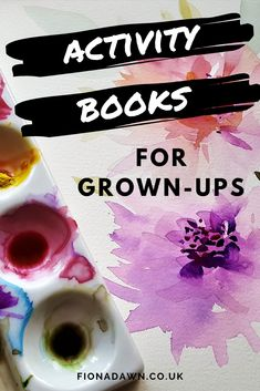 Unleash your creativity with the very best activity books for adults. Journal, draw, reflect, grow and relieve stress and anxiety. #activitybooksforadults #activitybooks #adultcoloringbooks #adultcoloringbook #journaling #journalling #artjournal #artjournals #bestjournals #stress #anxiety How To Become Happy, Are You Happy, Book Activities, Activity Books, Yoga Books, Improve Yourself, Make It Yourself, Wreck This Journal, Health And Wellness