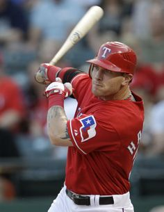 Sure going to miss him as a Rangers!