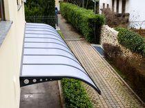 auvent en aluminium pour terrasse auvent terrasse balcon bricolage ...