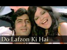 The Great Gambler - Do Lafzon Ki Hai Dil Ki Kahani - Sharad Kumar - Asha...