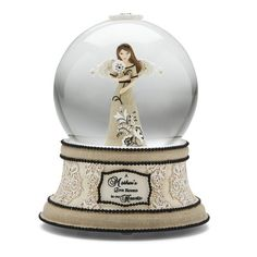 Modeles A Mother's Love 100mm Musical Water Globe by Pavilion Gift. #SnowGlobe #Snow #Globe #Gift #gosstudio .★ We recommend Gift Shop: http://www.zazzle.com/vintagestylestudio ★
