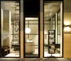 Hair Salon, Joaquin Archanco, Architect on Behance
