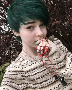 """:::Lefabulouskilljoy::: [btw i know that is is a girl but im making her transgender for the roleplay so yah] """"hello... im Levi... im 17... pansexual so i love everybody and anybody. Uh single. I love cats a lot um i dye my hair alot also... uh say hi i guess"""" [reject]"""