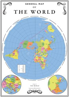 World map with north pole in center google search the sound of vsledek obrzku pro map of the world flat earth gumiabroncs Images