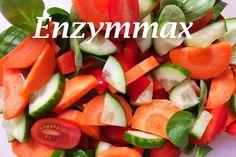 Enzymen zijn eiwitten die een rol spelen bij onder andere onze stofwisseling en de spijsvertering en ze zorgen voor het vrijmaken van energie!
