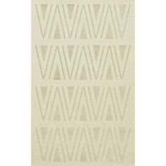 Dalyn Rug Co. Bella White Area Rug Rug Size: