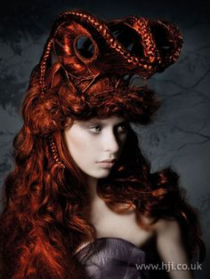 redhair - hair style. melly, i think you should have this do.