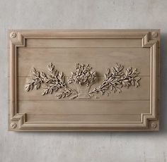 Wall Carvings   RH