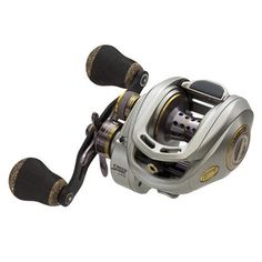 The Team Lew's Lite baitcast reel features Lew's LFS (Lighter, Faster, Stronger) frame platform built around a one-piece die-cast aluminum skeletal frame with lightweight but strong Carbon C45 side-plates. Achieving a weight of only 5.7 ounces in a metal reel without using magnesium parts is a testament to the design and materials innovations behind the development of the series.Features:- One-piece die-cast aluminum frame- Strong, lightweight Carbon C45 Carbon side-plates- Double anodized…