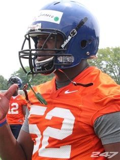 Florida continues to recruit the top offensive line prospects in the country. Gators assistant Bush Hamdan was in Chicago last weekend to check on Class of 2014 Top247 tackle Jamarco Jones of De La Salle Institute. Michigan State (visit last weekend), Notre Dame and other Midwestern powers are already in on the big fella and he hopes to get to Gainesville for an unofficial visit soon.