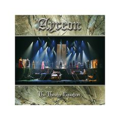 Ayreon - Theater equation (CD)