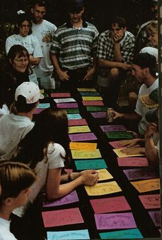 Candy Bar Game to play at family parties or even a school party. Candy Bar Concentration-if you find the pair you get the candy! Family Reunion Activities, Youth Activities, Activity Games, Family Games, Family Reunions, Group Games, Family Gatherings, Couple Games, Geek House