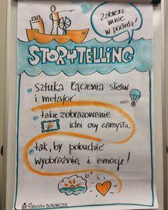 Storytelling. #flipowanie #sketchnoting