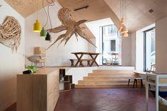Concept store Labo Life Store in Marseille