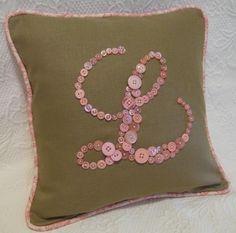 DIY pillow