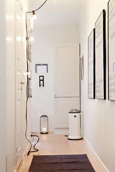 Stockholm Vitt - Interior Design: White Compact Living