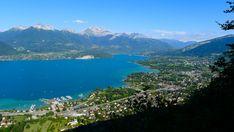 5 idées de randonnées autour du lac d'Annecy