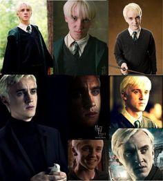 """""""Draco malfoy is misunderstood #waystoloveHP"""" by jumpyjojo ❤ liked on Polyvore"""