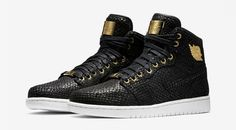 "Although the Air Jordan 1 ""Pinnacle"" released last weekend in Las Vegas -(during one of the biggest weekends in sports history) – new images of the shoe just keep rolling in. There was a lot of hype surrounding this shoe, as we first saw it surface a few months ago during the NBA All-Star weekend."