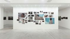 Anna Gaskell, 2013, Installation view, Galerie Gisela Capitain Cologne.