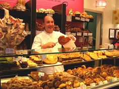 Arnaud Delmontel -- best baguette in Paris (supposedly)