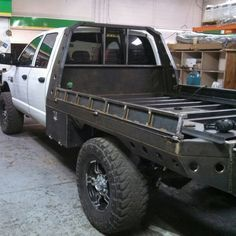 Photo: Uploaded from the Photobucket Android App. This Photo was uploaded by himarker Custom Flatbed, Custom Truck Beds, Custom Trucks, Overland Truck, Expedition Truck, Old Pickup Trucks, Chevy Trucks, Rc Trucks, Custom Ute Trays