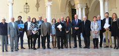 Diputación suscribe convenios valorados en 410.000 euros con colectivos sociales, entre ellos PRODE