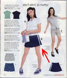 31 Things You Desperately Needed From The Delia's Summer '96 Catalog - BuzzFeed Mobile